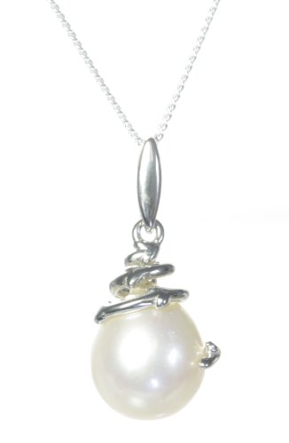 Classical Sterling Freshwater Cultured Pendant product image
