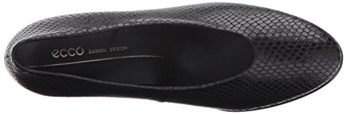 Shape 55 Womens ECCO Stack ECCO Plateau Black Dress Womens Shape Pump PZqIxwXaq
