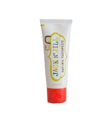 (Pack Of 6) Natural Toothpaste - Strawberry | JACK AND JILL KIDS