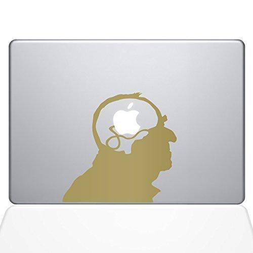 新しいブランド The Decal B0788HGPH6 Guru Steampunk Apple Brain Macbook Decal Vinyl Vinyl Gold Sticker - 15 Macbook Pro (2016 & newer) - Gold (1282-MAC-15X-G) [並行輸入品] B0788HGPH6, Glassesマート:853e211d --- a0267596.xsph.ru
