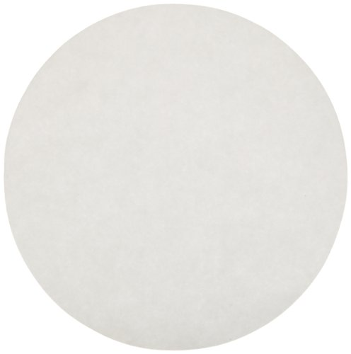 Ahlstrom 0950-0900 Quantitative Filter Paper, 1.5 Micron, Slow Flow, Grade 95, 9cm Diameter (Pack of 100) by Ahlstrom