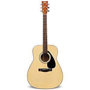 Yamaha F310 6 Strings Acoustic Guitar 31Mcm7PpchL