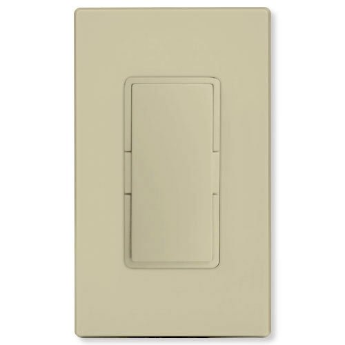 X10 XPS2 Heavy Duty 220V X10 Wall Switch - Ivory