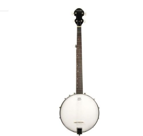 Trinity River PB100 Prospector 5-String Full-Size Banjo, Rosewood M & M Merchandisers Inc.