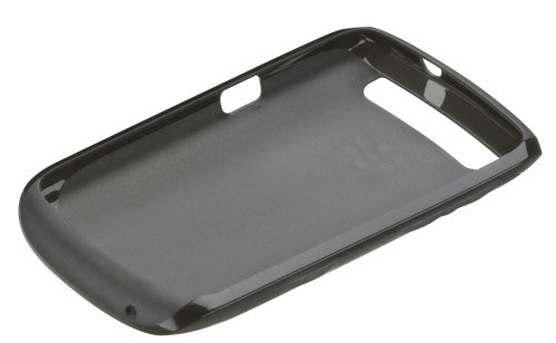 Blackberry ASY-39071-002 Curve 9350/9360/9370 Soft Shell Translucent - 1 Pack - Non-Retail Packaging - Black