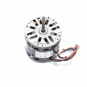 OEM ORM1076 Replacement Motor, Permanent Split Capacitor Motor, PSC, 3/4 HP, 1075 RPM, 115V, 48Y, Open