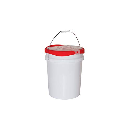 10010 Bucket Boss Bucket Seat Small Parts Organizer in Red Door & Seat Back Organizers