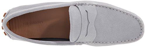 Lacoste Mens Concours 116 1 Slip-On Loafer Light Grey maDjv20