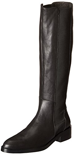 André Assous Andre Assous Womens Perry Riding Boot Black