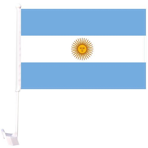 ワールドカップアルゼンチン車フラグロシア2018 B07CP2QDN5