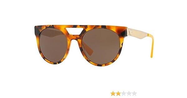 Versace Mens VE4341 Sunglasses /& Carekit Designer Sunglasses Bundle