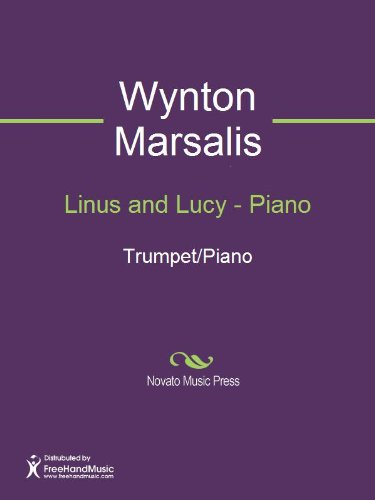 Linus and Lucy - Piano