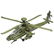 Motormax Longbow Apache AH-64 Helicopter Die-cast 1:48 Scale