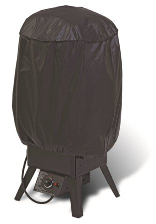 MY COVER SMOKER/KETTLE GRILL COVER BLACK 3030BE