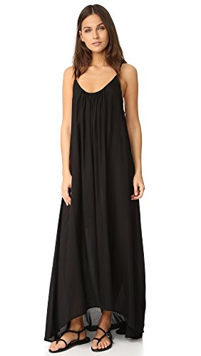 MIKOH Women's Biarritz Maxi Dress, Night, 2
