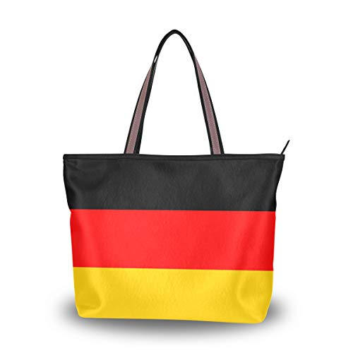 Germany Flag Women's Canvas...
