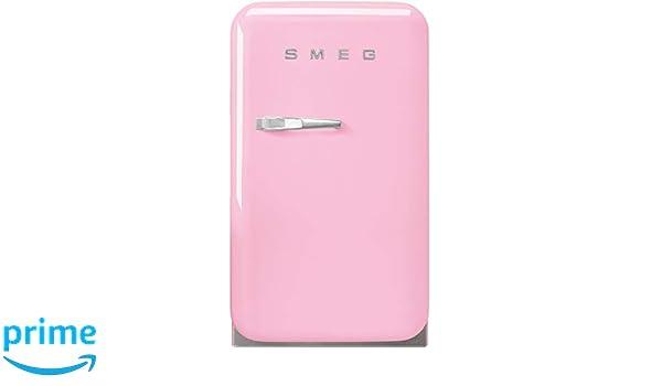Smeg FAB5RPK3 - Frigorífico (34 L, SN-T, 40 dB, A+++, Rosa ...