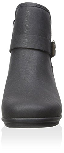 Easy Spirit Womens Janessa Zeppa Stivaletto Nero