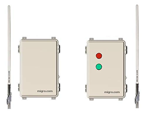 Wireless Pump Control Long Range 5 Km, 2 Channel Tank Monitoring System 937154
