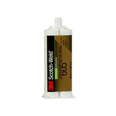 3M(TM) Scotch-Weld(TM) Urethane Adhesive DP605NS Off-White, 50 mL, 12 per case