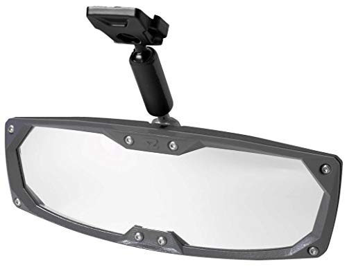 Seizmik UTV Rear View Mirror (Gray) - 2016-2018 Can-Am Defender HD10 XT CAB -  Honda, NSRVM-58