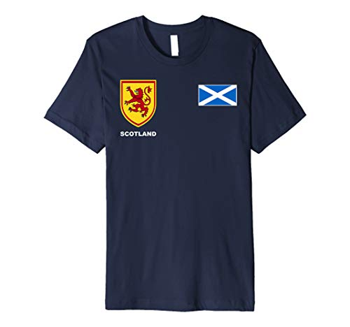 Scotland Scottish Rugby Jersey Tees