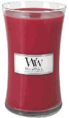 Woodwick Candle Currant