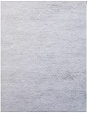 PAPERRY 20 Pack Reusable Couching Sheets, Synthetic Felts, Heavy Weight Interfacing-type Felts, Paper Press for DIY Hand Paper Making Papermaking (26 x 31cm)