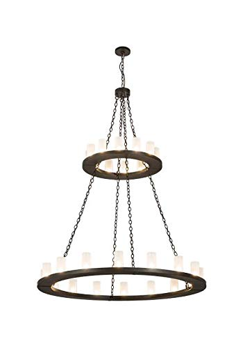 Loxley 28 LT Two Tier Chandelier