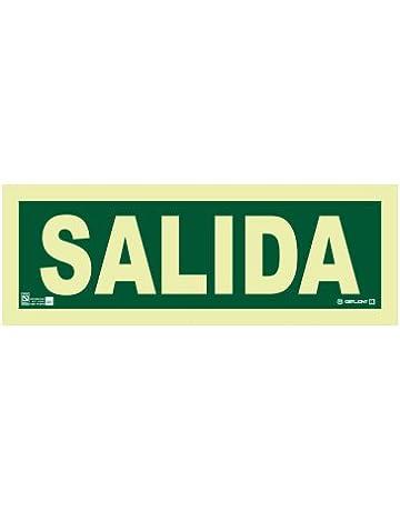 Astlight SAL5340.7FAH Señal de Salida fotoluminiscente, Multicolor