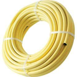 "PKE Pro.Spec Reinforced PVC Water Hose 30m x 3/4"" [Pack of 1] [+F6]"