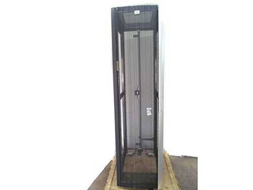 HP AF031A-NO-DOORS HP 10647 47U G2 Rack Cabinet 8ft (Used No Doors or Side Panels)