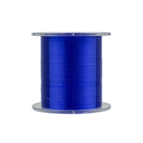 V-BLUE 500M Nylon Fishing Line 4.7kg 0.165mm Monofilament Fishing Line Blue Mono Line