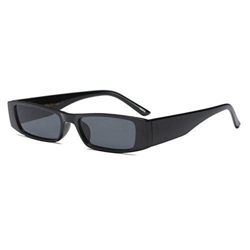 C4 Vintage De Cuadradas Protección Unisex Gafas Gafas Personalidad Tendencia Moda Pequeñas Sol UV Retro Nuevas gqnHfx6