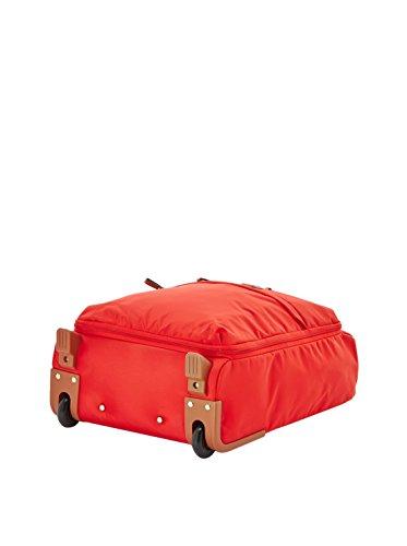 Orange Orange Trolley X travel Brics Brics X rosso Brown travel Trolley ASxxHn8