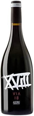Botella de Vino Tinto Vía 18 Garnacha Cepas Viejas Riberio 2017 VIA XVIII