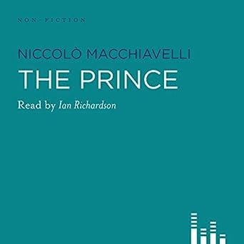 The Prince (Audio Download): Amazon in: Ian Richardson, Nicolo