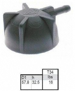 Motorad T-34 Coolant Recovery Bottle Cap -