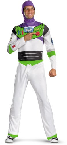 Toy Story Men's Classic Buzz Lightyear costume for $<!--$28.48-->