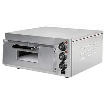 Horno Eléctrico de Pizza Compacto profesional de 560 x570 x280h mm ...