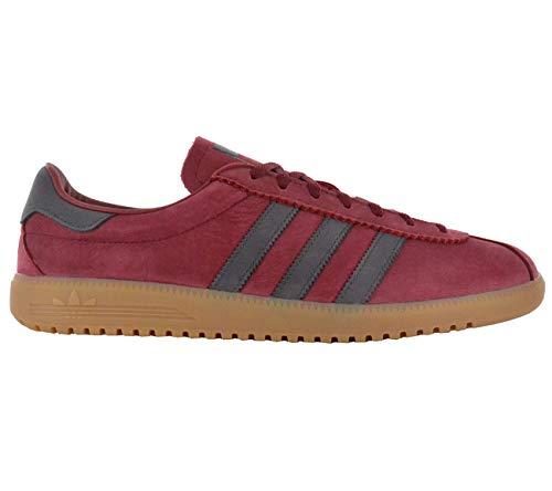 Les Chaussures De Sport Pour Hommes Adidas, Gris Rouge (buruni / Casbla Gum4)