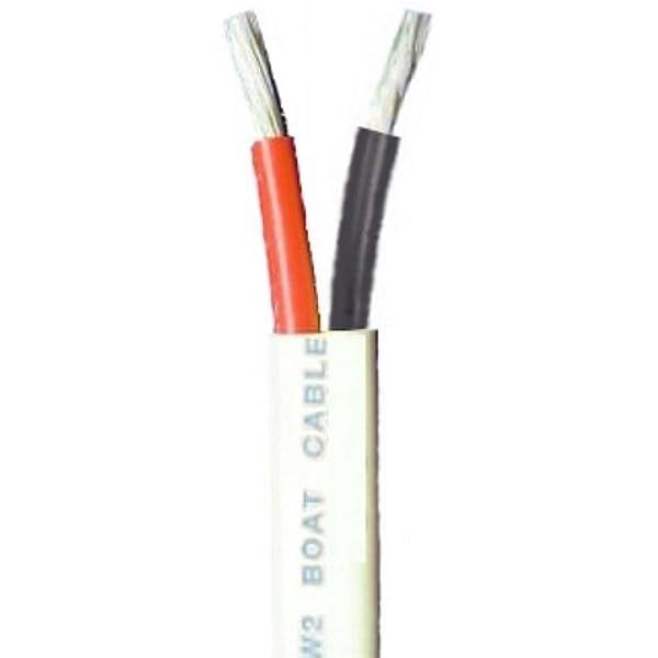 16/2 AWG Duplex Tinned Marine Wire, Red/Black 50 Feet ... Boat Ac Wiring on boat ac thermostat, boat ac pump, boat ac power, boat fuel gauge,
