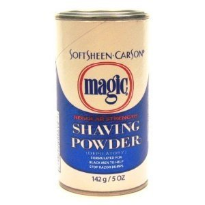 - Magic Blue Shaving Powder 5 oz. Regular Depilatory 6 pack