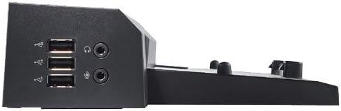 Renewed Dell Port Replicator E-Port II 240W Simple USB 3.0 Simple USB 3.0 452-11514