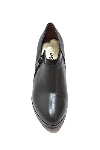 Para De Mujer Melluso Zapatos Negro Vestir q5wzwt1Y