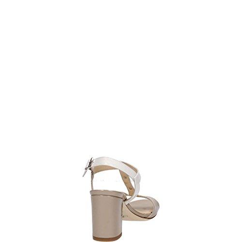 S736 Melluso Sandalo Latte Latte Donne TZZx6dq