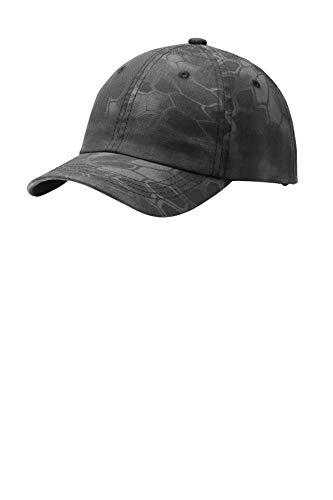 Port Authority Pro Camouflage Series Garment-Washed Cap OSFA Kryptek Typhon (Camouflage Pro Mesh Cap)