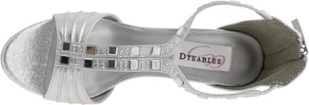 Dyeables Womens Riley B00PD00NUE 5 B(M) US|Silver