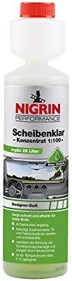 Nigrin 74131 Scheibenklar Konzentrat 1 100 Design 250 Ml Auto