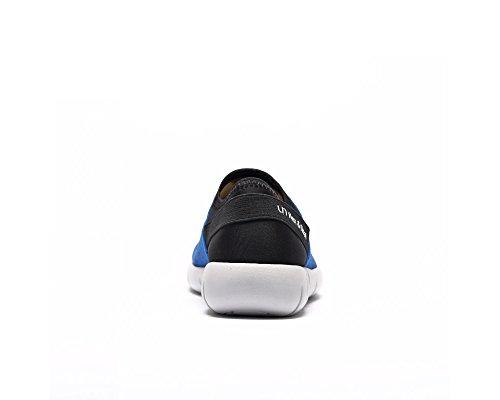 Microfiber big Verona Uin Kid Comfort Blue Shoe Kid's Loafer aAawqxY